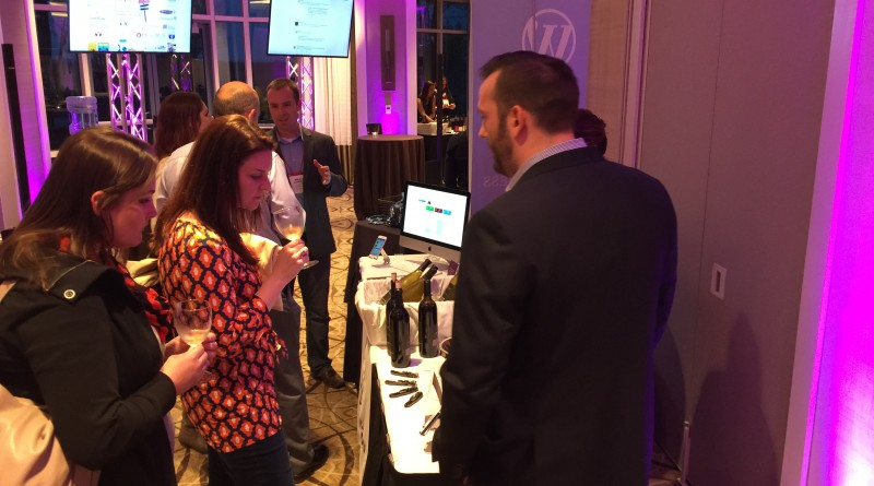 Wine and beer enthusiasts from around the world have converged in Leesburg this week to attend the 2015 Wine Tourism Conference at Lansdowne Resort, which opened Nov. 18 with workshops and an Opening Night Reception (shown). [Therese Howe]