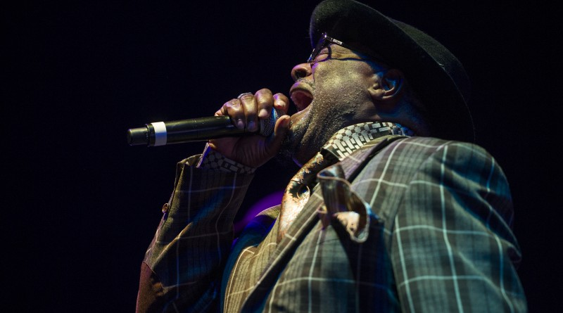 UNITED STATES - November 21, 2015 : From doo wop to Motown, funk to hip hop, one constant remains and thats George Clinton. Clinton and Parliament Funkadelic preformed at the Tally Ho Theatre in Leesburg, Virginia on Nov. 21. The old theatre was standing room only.  (Photo By Douglas Graham/Loudoun Now)