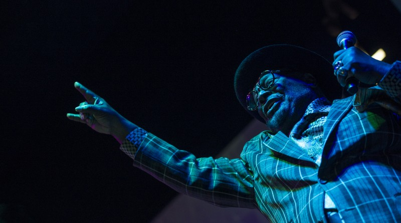 From doo wop to Motown, funk to hip hop, one constant remains and thats George Clinton. Clinton and Parliament Funkadelic preformed at the Tally Ho Theatre in Leesburg, Virginia on Nov. 21. The old theatre was standing room only.  (Photo By Douglas Graham/Loudoun Now)