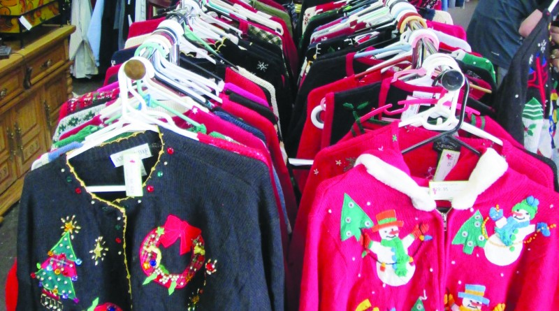 Ugly Sweaters at Re-Love It