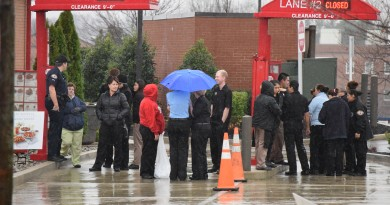 Chick-Fil-A evacuated
