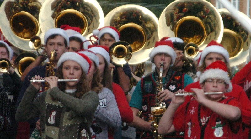 Purcellville Christmas Parade