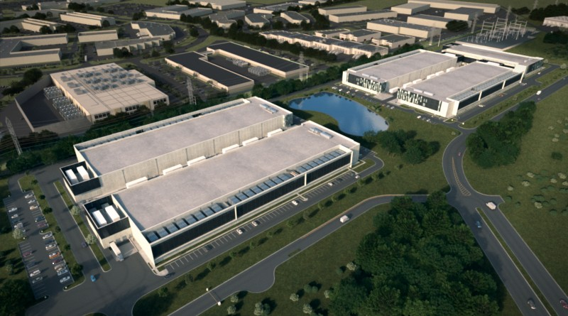 The 45-acre Equinix Ashburn North campus will add 1.2 million sq. ft. of new data center space in five new data centers, adding to Equinix's existing stock of 10 data centers in the North Ashburn area. The expansion is expected t to be complete in early 2016.