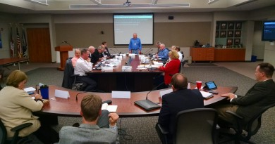 The Loudoun Water Board of Directors meets for the last time before a new board of supervisors makes new appointments.  Renss Greene/Loudoun Now