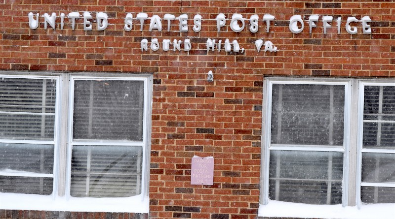 Round Hill Post Office