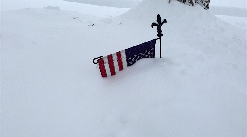And Our Flag was Still There