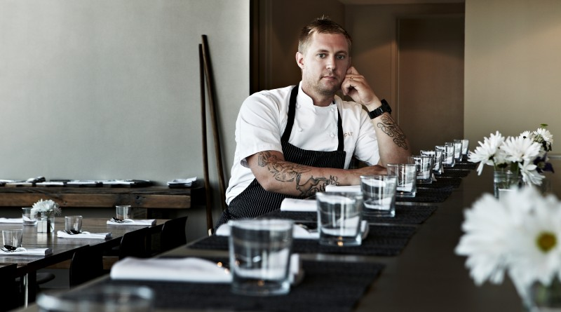 Bryan Voltaggio of VOLT and Family Meal (Courtesy of Hilda Staples)
