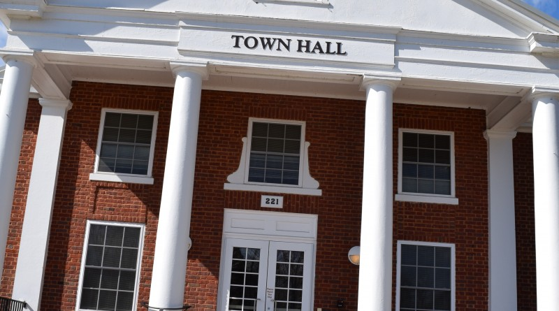 Purcellville Town Hall