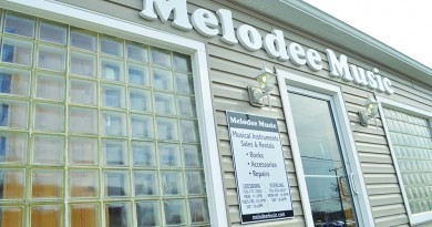 Melodee Music's Leesburg location on East Market Street will close next month after more than 40 years as the go-to shop for many musicians and music lovers.   Danielle Nadler/Loudoun Now