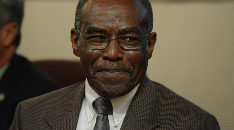 Public Works Superintendent Earl Grigsby will retire after 44 years of working for the county. (Renss Greene/Loudoun Now)