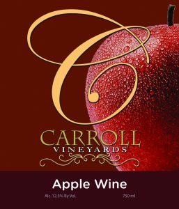 Carroll Apple Wine