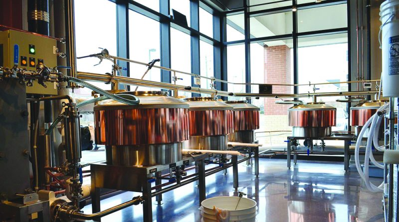 Kettles & Grains in Leesburg is keeping Loudoun's home brewers well supplied.   (Courtesy of Kettles & Grains)