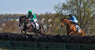 The 50th Annual Loudoun Hunt Point to Point Races on Sunday, April 17, 2016  (Photo by Douglas Graham/Loudoun Now)