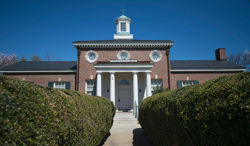 Thomas Balch Library (Photo by Douglas Graham/Loudoun Now)