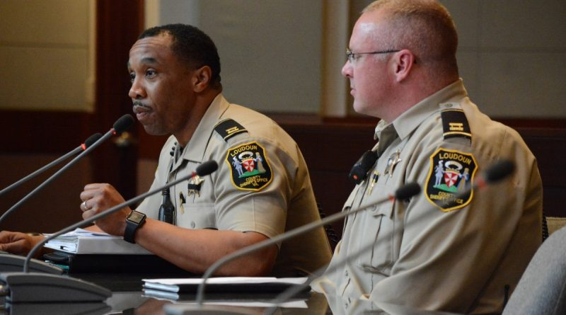 Loudoun County Sheriff's Office Captains Greg Brown and Greg Ahlemann told supervisors that the county's codified noise ordinances are 'unenforceable' during a board meeting in April.