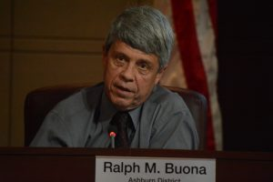 County Vice Chairman Ralph M. Buona (R-Ashburn). (Renss Greene/Loudoun Now)