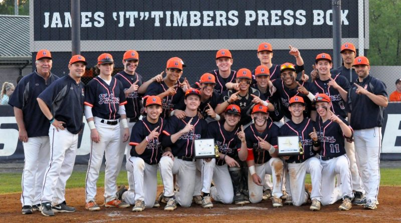Conference 14 Champions Briar Woods Falcons