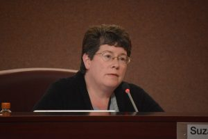 Supervisor Suzanne M. Volpe (R-Algonkian) wants to make technical amendments to the county's affordable housing ordinance to allow for state and federal grant money. (Renss Greene/Loudoun Now)