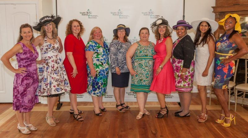 South Riding Business Women   [Andrew Sample of A. Sample Photography]