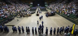 Graduates' family members and friends packed the EagleBank Arena in Fairfax Monday to celebrate Stone Bridge High School's Class of 2016, made up of 448 graduates. (Photo by Douglas Graham/Loudoun Now)