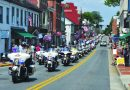 9/11 Motorcycle Ride Rumbles Though Loudoun Friday