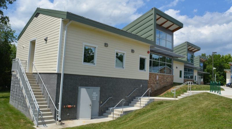 Loudoun's newer youth shelter, which may be converted into a youth group home. (Renss Greene/Loudoun Now)