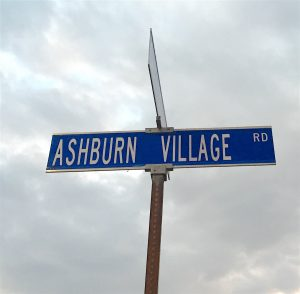 Ashburn Village Road
