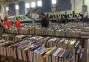 It's Book Sale Weekend