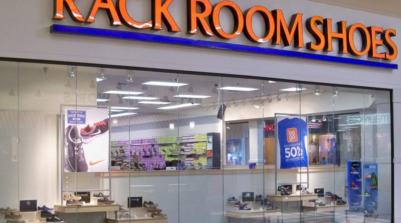 Rack Room Shoes Annual Sales