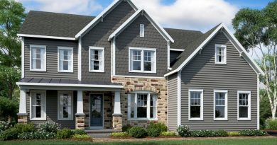 NVHomes' designs will soon be a part of the Willowsford community near Aldie.