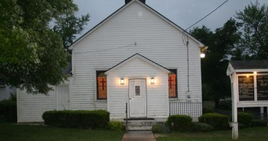 Second Mt. Olive Baptist Church, Hamilton