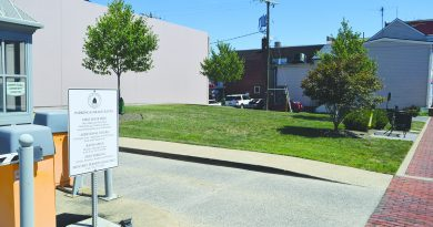 Council Ponders Splash Pad Future, Need for Master Plan
