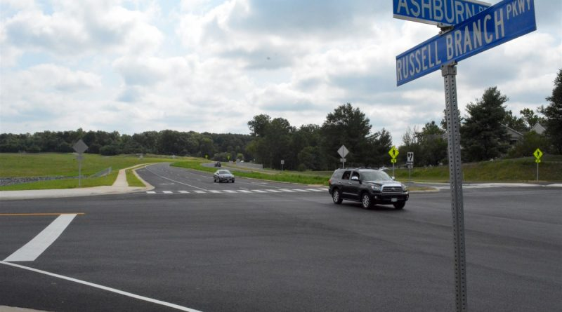 Russell Branch Parkway