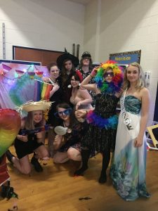 A photo from last year's Pride Prom. (Courtesy Allison Ball)