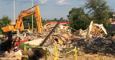 Construction Begins on Larger McDonald's in Purcellville