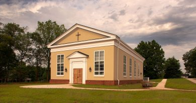 Church of Our Saviour to Consecrate New Worship Center