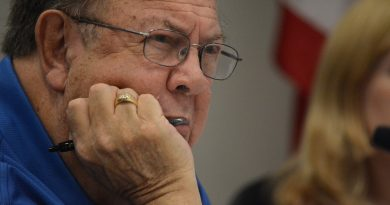Planning Commissioner Charlie Douglas (Blue Ridge). (Renss Greene/Loudoun Now)