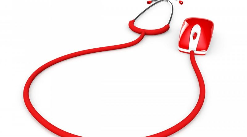 red_colored_stethoscope_connected_mouse_depicting_online_medical_concept_stock_photo_Slide01