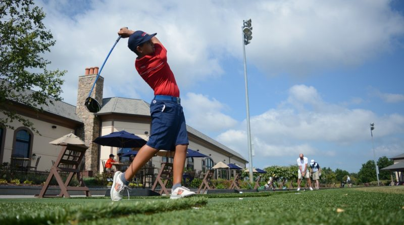Ashburn 10-Year-Old Shatters Golf Record