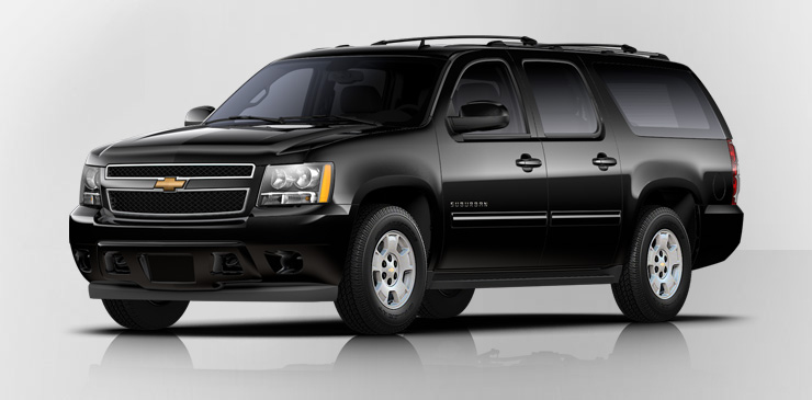 Loudoun authorities are on the look-out for a black SUV involved in a suspicious incident this morning in Lowes Island.