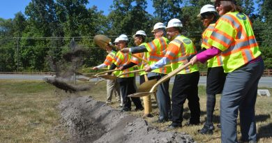 Loudoun Leaders Break Ground on Belmont Ridge Road Expansion