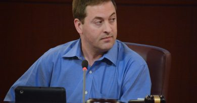 Planning Commission Chairman Jeff Salmon (Dulles). (Renss Greene/Loudoun Now)
