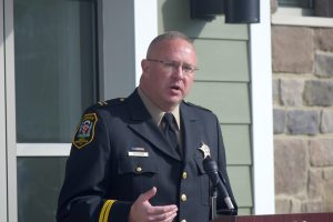 Capt. Greg Ahlemann is the commander of the Western Loudoun Sheriff's Station.