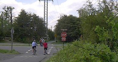 W&OD Trail at Sterling Boulevard