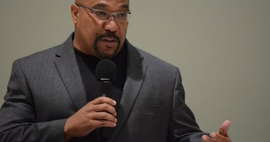 Loudoun NAACP President Phillip Thompson. (Renss Greene/Loudoun Now)