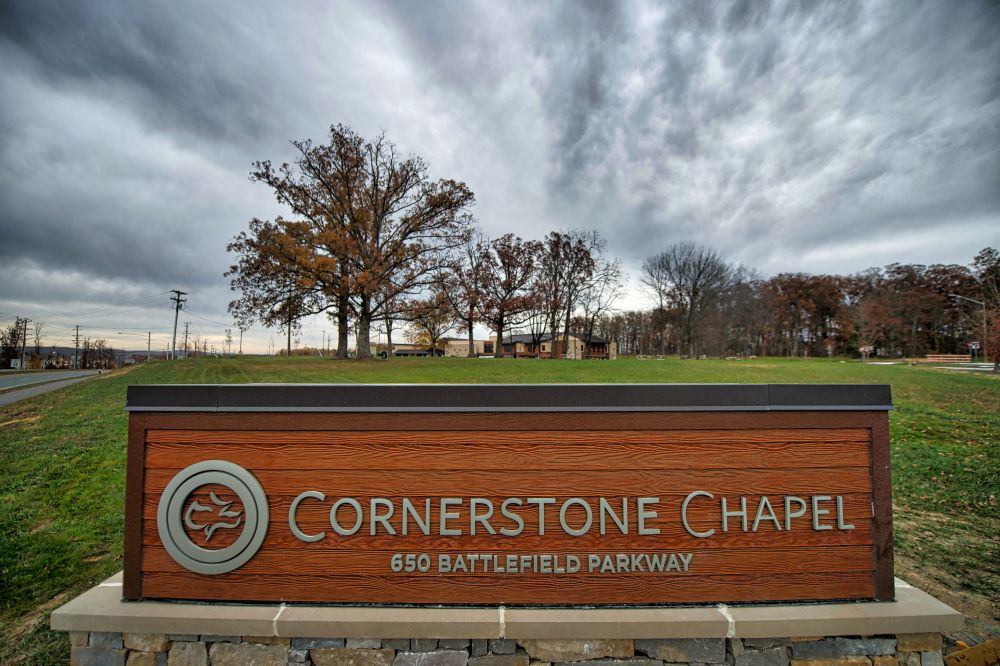 Cornerstone Chapel Douglas Graham Loudoun Now