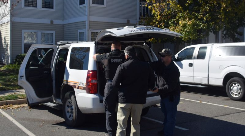 Loudoun County Sheriff's Office and Virginia State Police investigators today were still on the scene of last night's fatal stabbing in Ashburn.