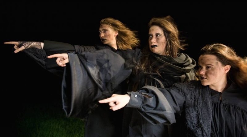 an analysis of the witches in macbeth a play by william shakespeare Macbeth analysis - download as word william shakespeare macbeth is one of the fact that the witches introduce macbeth and start the play is an example of the.