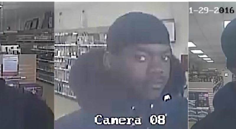 Suspects in ABC Store Robbery Caught on Tape