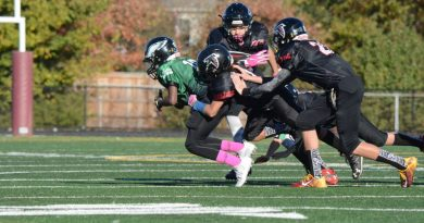 Youth Football Teams Embrace a Safer Tackle